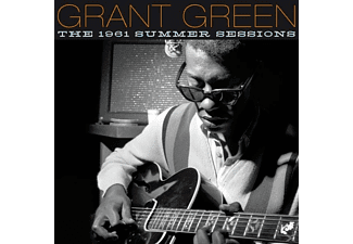 Grant Green - The 1961 Summer Sessions - (CD)