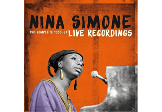 Nina Simone - The Complete 1959-61 Live Recordings - (CD)