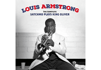 Louis Armstrong - The Complete Satchmo Plays King Oliver+15 - (CD)