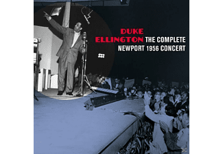 Duke Ellington - The Complete Newport 1956 Concert+6 Bonus - (CD)