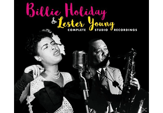 Billie Holiday, Lester Young - Complete Studio Recordings - (CD)