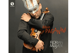 Florian Mayer - Mein Paganini - (CD)