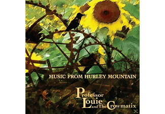 Professor Louie - Music From Hurley Mountain - (CD)