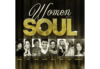 Various - Women With Soul | CD