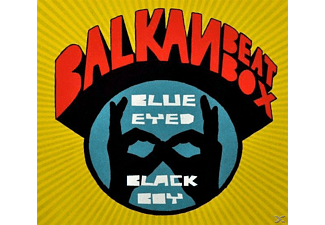 Balkan Beat Box - Blue Eyed Black Boy - (CD)