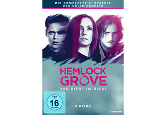 Hemlock Grove - Das Monster in Dir - Staffel 2 - (DVD)