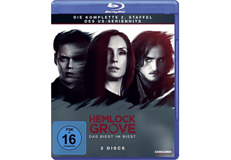 Hemlock Grove - Das Monster in Dir - Die komplette Staffel 2 [Blu-ray]