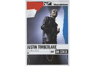 Justin Timberlake - LIVE FROM LONDON - (DVD)