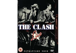 The Clash - The Clash Live: Revolution Rock - (DVD)