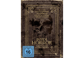 Inside Horror (O-Card) [DVD]