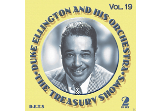 Duke Ellington & His Orchestra - THE TREASURY SHOWS 19 - (CD)