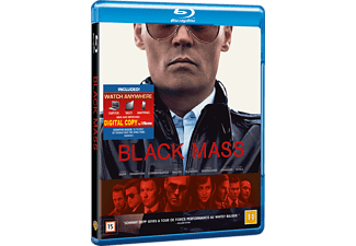 Black Mass Drama Blu-ray