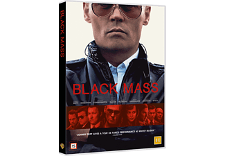 Black Mass Drama DVD