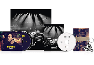 Bosse - Engtanz (Limited Deluxe Box) - (CD + DVD Video)
