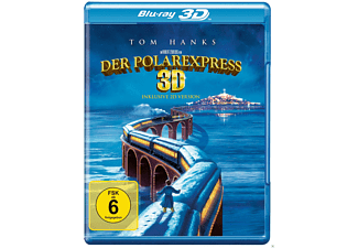 Der Polarexpress [3D Blu-ray (+2D)]