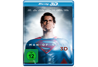 Man Of Steel - (3D Blu-ray (+2D))
