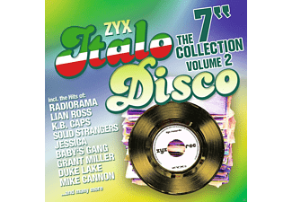 "VARIOUS - Zyx Italo Disco: The 7"" Collection Vol.2 - (CD)"