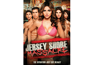 Jersey Shore Massacre - (Blu-ray)