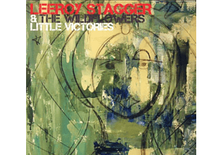 STAGGER,LEEROY & WILDFLOWERS,THE - Little Victories - (CD)
