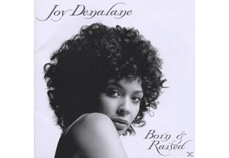 Joy Denalane - Born & Raised [CD]