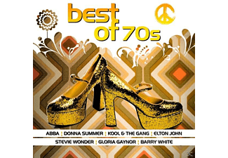 VARIOUS - Best of 70s [CD]