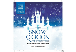 Snow Queen And Other Stories - 2 CD - Hörbuch