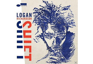 Richardson Logan - Shift - (CD)