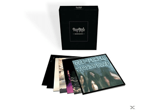 Deep Purple The Vinyl Collection (Limited 7 Lp Box) Βινύλιο