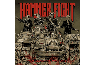 Hammer Fight - Profound And Profane - (CD)