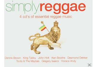 Various - Simply Reggae - (CD)
