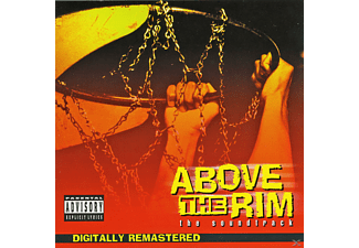 VARIOUS - Above The Rim The Soundtrack - (CD)
