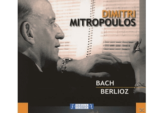 Dimitri Mitropoulos, Glenn Gould, New York Philharmonic, Concertgebouw Orchestra Amsterdam - Dimitri Mitropoulos Plays Bach / Berlioz - (CD)