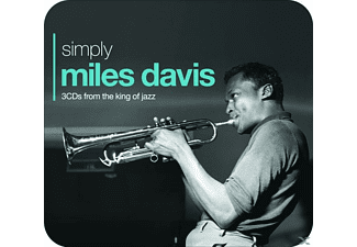 Miles Davis - Simply Miles Davis - 3cds From The King Of Jazz - (CD)