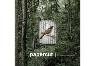 Papercut Pockets of Silence CD