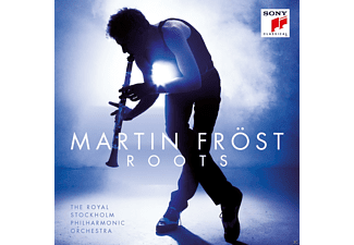 Martin Frost - Roots - (CD)