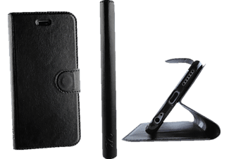 VOLTE-TEL ΘΗΚΗ VODAFONE SMART PRIME 6 LEATHER-TPU BOOK STAND BLACK VL - (8155956)