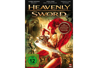 Heavenly Sword - (DVD)