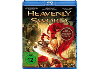 Heavenly Sword - (Blu-ray)