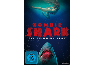 Zombie Shark - The Swimming Dead - (DVD)