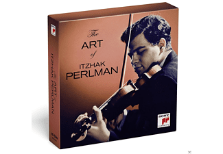 Itzhak Perlman - The Art Of Itzhak Perlman - (CD)