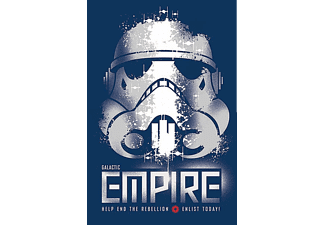 Star Wars Rebels Poster Rekrutierungsplakat Empire