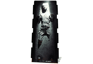 Star Wars Pappaufsteller Han Solo In Carbonite