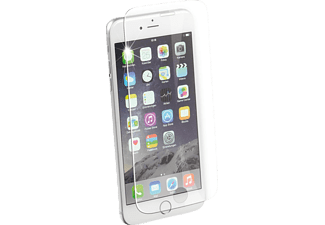 ISY ITG-6101, Schutzfolie, Transparent, passend für Apple iPhone 6 Plus, iPhone 6s Plus