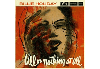 Billie Holiday - All Or Nothing At All - (LP + Bonus-CD)