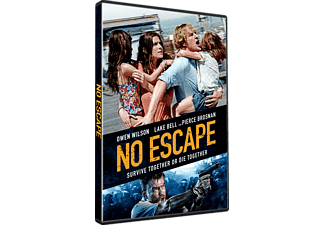 No Escape Thriller DVD