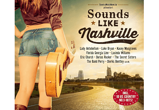 VARIOUS - Sounds Like Nashville - (CD)
