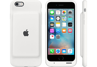 APPLE iPhone 6s Smart Battery Case – Vitt
