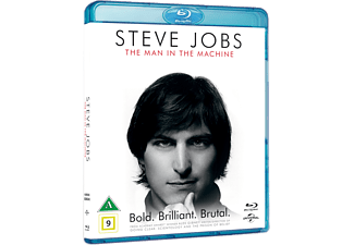 Steve Jobs: Man In The Machine Dokumentär Blu-ray