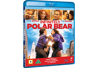 Infinitely Polar Bear Drama Blu-ray