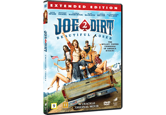 Joe Dirt 2: Beautiful Loser Komedi DVD